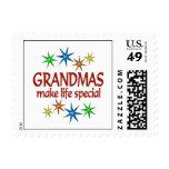 Special Grandma Stamps