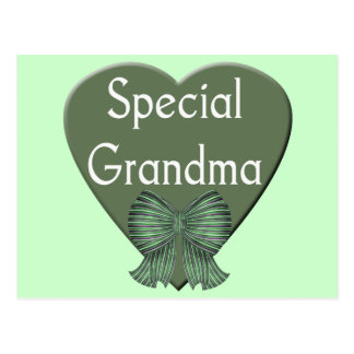 Special Grandma T-shirts and Gifts For Her Post Card
