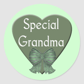 Special Grandma T-shirts and Gifts Stickers