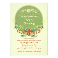 Special Grandparents Day Invitation