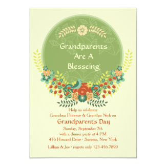 Special Grandparents Day Invitation