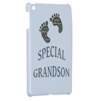 Special Grandson Case For The iPad Mini