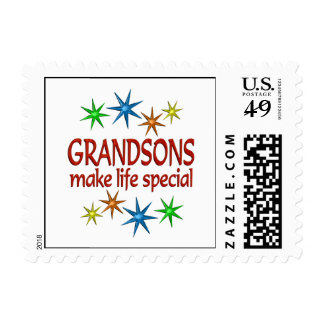Special Grandson Postage