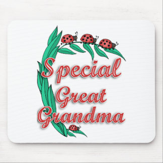 Special Great Grandma Mother's Day Gift Mouse Pad