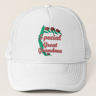 Special Great Grandma Mother's Day Gift Trucker Hat