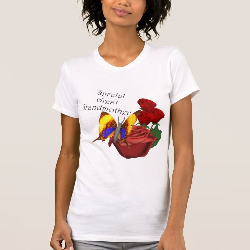 Special Great Grandmother Mothers Day Gifts Shirt