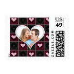 Special Hearts with Your Photo - Postage