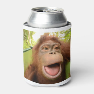Special Hockey Orangutan in Borneo Can Cooler