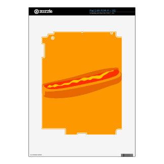 Special Hotdog iPad 2 Skins