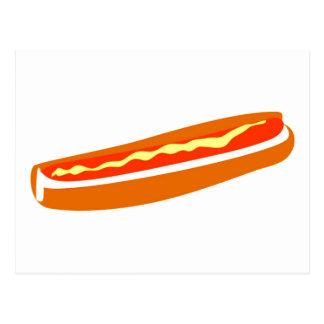 Special Hotdog Postcard
