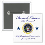 Special Inauguration 2 Inch Square Button