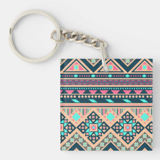 Special Instant Bounty Sincere Double-Sided Square Acrylic Keychain