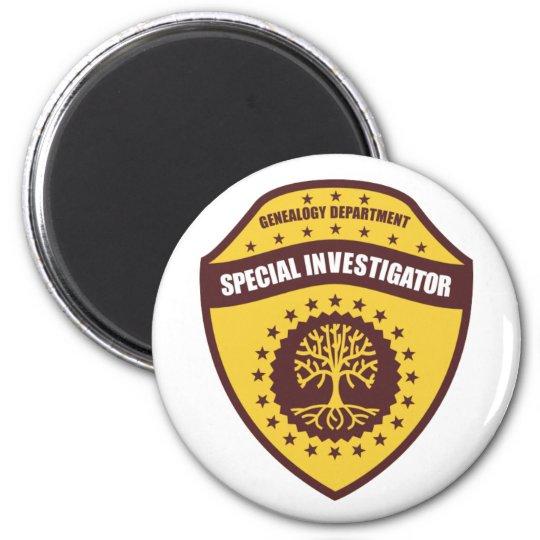 Special Investigator Magnet