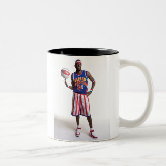 Special K ball spin Two-Tone Coffee Mug