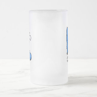 special K beer mug