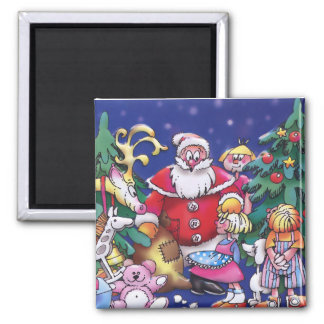 Special  Kids Christmas Magnet