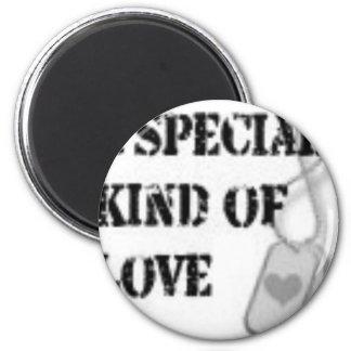 Special kind of love magnet