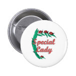 Special Lady Mother's Day Gift Buttons