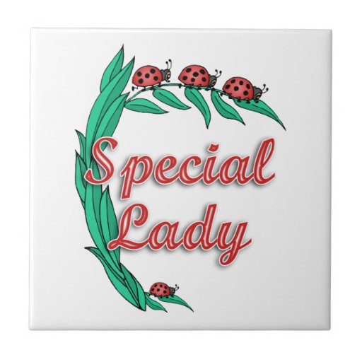 Special Lady Mother's Day Gift Tile