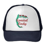 Special Lady Mother's Day Gift Trucker Hats