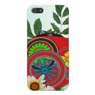 Special Ladybug iPhone SE/5/5s Cover