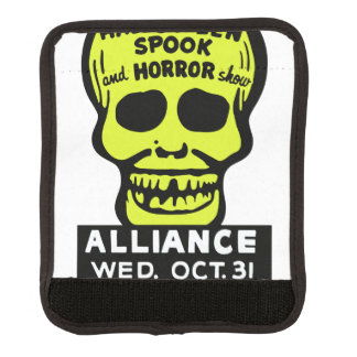Special Late Spook and Horror Show Luggage Handle Wrap