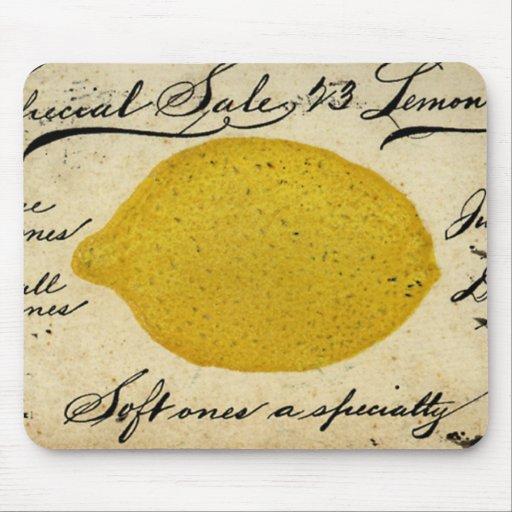 Special Lemons -1897 Mouse Pad