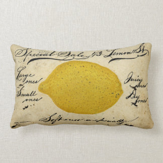 Special Lemons -1897 Pillows
