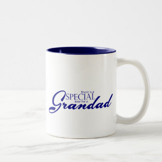 Special Love For Grandad Two-Tone Coffee Mug