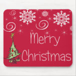 Special Merry Christmas Mouse Mats