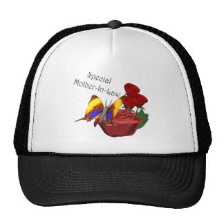 Special Mother-In-Law Mothers Day Gifts Trucker Hat