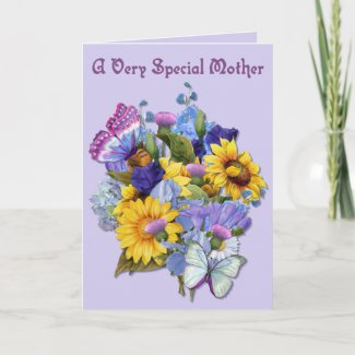 Special Mother's Day zazzle_card