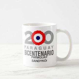 Special mug Paraguay Bicentenario