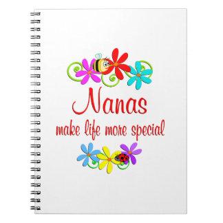 Special Nana Notebook