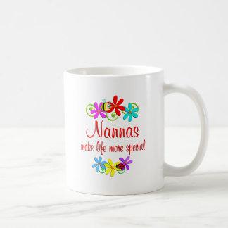 Special Nanna Classic White Coffee Mug