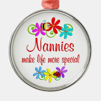 Special Nannie Christmas Tree Ornament