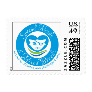 Special Needs Mixed Breeds Stamps