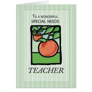 how to become a special needs teacher