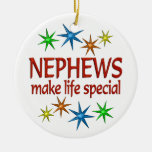 Special Nephew Christmas Ornaments