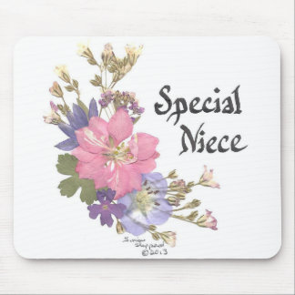 Special Niece Mousepads