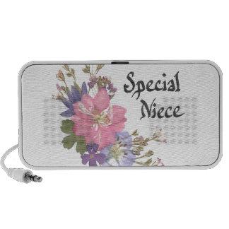 Special Niece Portable Speaker