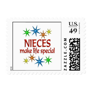 Special Niece Stamps