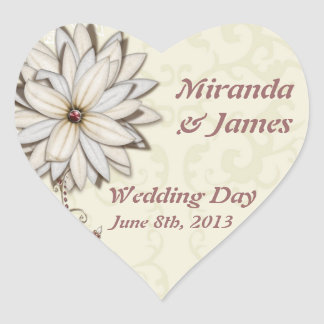 Special Occasion Save the Date Design Sticker