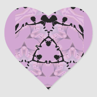 Special Occasions_ Heart Sticker