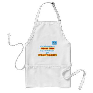 Special offer apron