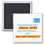 Special offer joke magnet