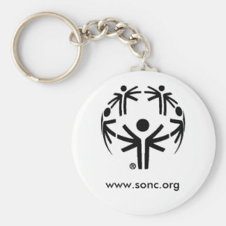 special Olympics key chain