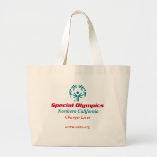 Special Olympics tote bag