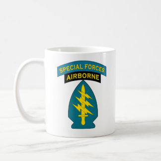 Special Operations Cmd - Special Forces - Airborne Coffee Mugs