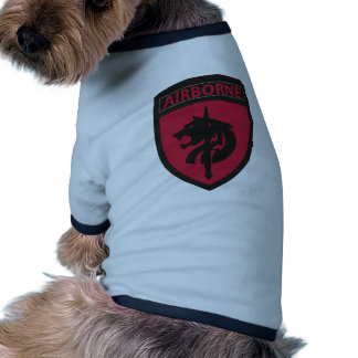 Special Operations Command Africa Dog Tee Shirt